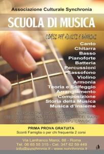 Corsi Musica Roma