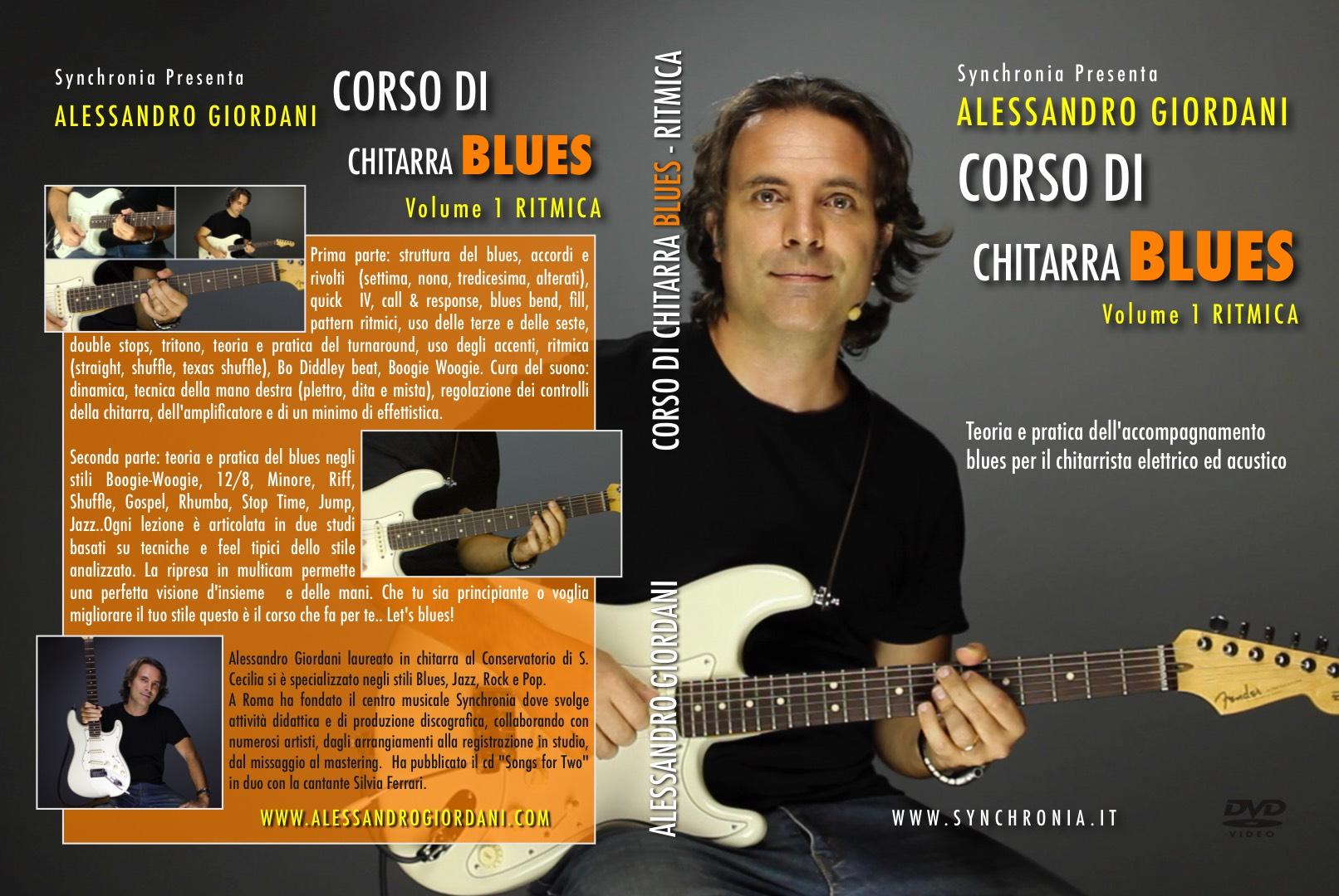 corso chitarra blues roma scuola musica synchronia