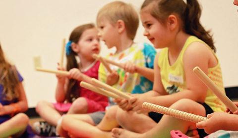 corso musica bambini roma